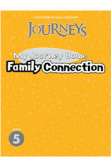 Journeys  Family Connection Book Grade 5 My Journey Home-9780547928975