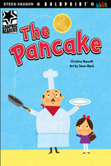 Steck-Vaughn BOLDPRINT Kids Graphic Readers  Leveled Reader 6pk The Pancake-9780547929835