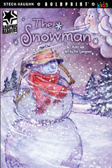 Steck-Vaughn BOLDPRINT Kids Graphic Readers  Leveled Reader 6pk The Snowman-9780547930329