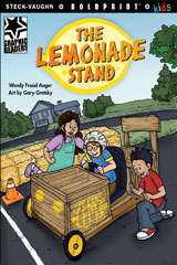 Steck-Vaughn BOLDPRINT Kids Graphic Readers  Leveled Reader 6pk The Lemonade Stand-9780547930718