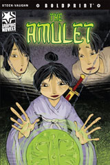 Steck-Vaughn BOLDPRINT Graphic Novels  Leveled Reader 6pk The Amulet-9780547931227