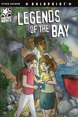 Steck-Vaughn BOLDPRINT Graphic Novels  Leveled Reader 6pk Legends of the Bay-9780547931449