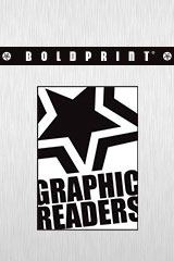 Steck-Vaughn BOLDPRINT Kids Graphic Readers  Single Copy Collection (Level O)-9780547931845