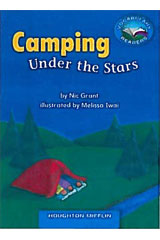 Journeys Vocabulary Readers  Individual Titles Set (6 copies each) Level B Level B Camping Under the Stars-9780547946436