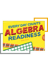 Every Day Counts: Calendar Math Algebra Readiness  Online Interactive Whiteboard Upgrade 6-year Grade 6-9780547966625