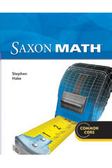Saxon Math Intermediate 6 Year Student Edition eTextbook ePub Grade 5-9780547971292
