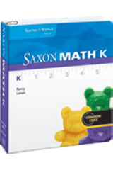 Saxon Math 6 Year Teacher Edition eTextbook ePub Grade K-9780547972190