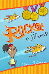Rigby Nitty Gritty Novels  Teacher's Guide On Level Grade 3 Rocket Shoes-9780547987392
