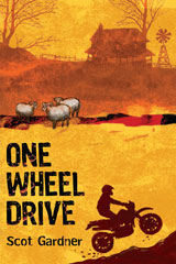 Rigby Nitty Gritty Novels  Teacher's Guide On Level Grade 6 One Wheel Drive-9780547987613