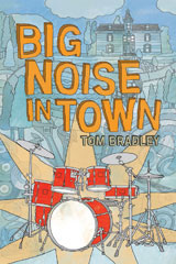 Rigby Nitty Gritty Novels  Teacher's Guide Intervention Blue Big Noise in Town-9780547987873