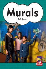 Rigby PM Stars  Individual Student Edition Blue (Levels 9-11) Murals-9780547989839