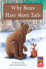 Rigby PM Stars  Individual Student Edition Green (Levels 12-14) Why Bears Have Short Tails-9780547989976
