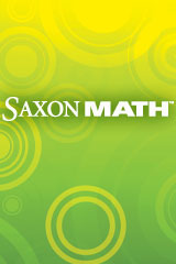Saxon Math 1 Year Online Student/Teacher's Edition with Destination Math Intermediate 3-5-9780547996707