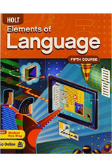 Elements of Language  WordSharp CD-ROM Grade 11-9780554000268