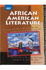 African American Literature  Tests with Answer Key-9780554001906