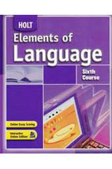 Elements of Language  WordSharp CD-ROM Grade 12-9780554002262