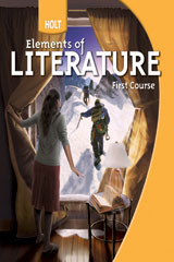 Elements of Literature Pennsylvania Student Edition First Course-9780554005478
