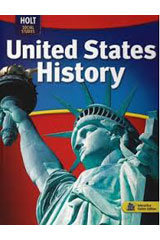 Holt McDougal United States History © 2009 New York Student Edition-9780554013008