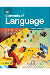 Elements of Language 1 Year Subscription Interactive Online Teacher's Edition Course 4-9780554014326