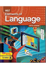 Elements of Language  Interactive Online Teacher's Edition (1-year subscription)-9780554014333