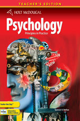 Psychology Principles in Practice Powerpoint Note Presentations with Video DVD