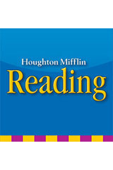 Houghton Mifflin Reading  Student Edition Grade 1.4 Treasures-9780618012299