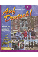 Auf Deutsch!  Student Edition Level 1 Level 1-Eins-9780618029617
