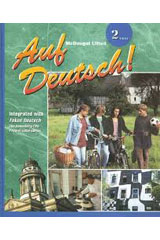 Auf Deutsch!  Workbook Student Edition Level 2 Level 2-Zwei-9780618029686