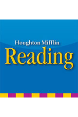 Houghton Mifflin Reading: The Nation's Choice  Practice Book (consumable) Grade 6-9780618064571