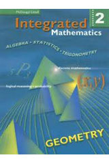 Integrated Mathematics  Student Edition Book 2-9780618073979