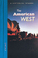 Nextext Historical Readers  Student Text The American West-9780618085231