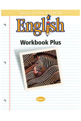 Order houghton mifflin english workbook plus grade 5 isbn houghton mifflin english workbook plus grade 5 fandeluxe Gallery