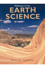 Earth Science  Student Edition-9780618115501