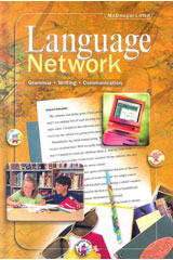 Language Network  Vocabulary and Spelling Book Grade 6-9780618136674