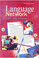 Language Network  Vocabulary and Spelling Book Grade 7-9780618136681