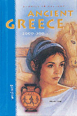 Nextext Stories in History  Student Text Ancient Greece, 2000-300 B.C.-9780618142118