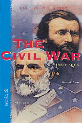 Nextext Stories in History  Student Text The Civil War, 1860-1865-9780618142149