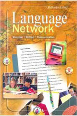 Language Network  Grammar, Usage, and Mechanics Book Answer Key Grade 6-9780618153695