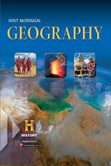Holt McDougal Geography  Teacher Resource Package-9780618162666