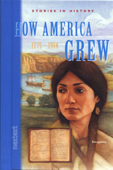 Nextext Stories in History  Student Text How America Grew, 1775-1914-9780618221967