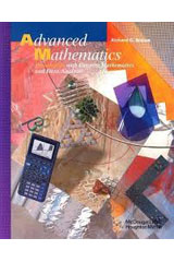 McDougal Littell Advanced Math  Teacher's Edition-9780618250394
