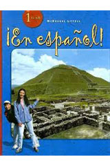 ¡En español!  EasyPlanner CD-ROM Level 1-9780618345434
