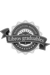 Libros graduables  Individual Titles Set (6 copies each) Level L De campamento en el jardín-9780618365241
