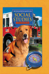 Houghton Mifflin Social Studies  Student Edition Level 2 Neighborhoods-9780618423606