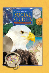 Houghton Mifflin Social Studies  Student Edition Level 5 US History-9780618423637