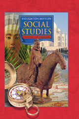 Houghton Mifflin Social Studies  Student Edition Level 6 World Cultures and Geography-9780618423644