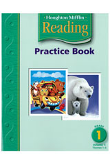 Houghton Mifflin Reading  Practice Book, Volumes 1 & 2 Grade 1-9780618424535