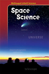 McDougal Littell Science: Space Science  Lab Manual-9780618437344