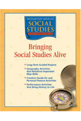 Houghton Mifflin Social Studies  Bringing Social Studies Alive Grade 1 School and Family-9780618438495