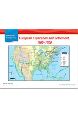 Houghton Mifflin Social Studies  Interactive Transparencies Grade 4 States and Regions-9780618462469